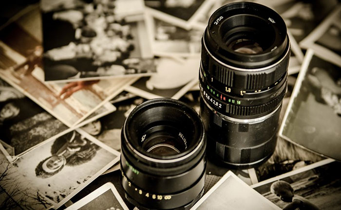 Historia de la fotografía destacada