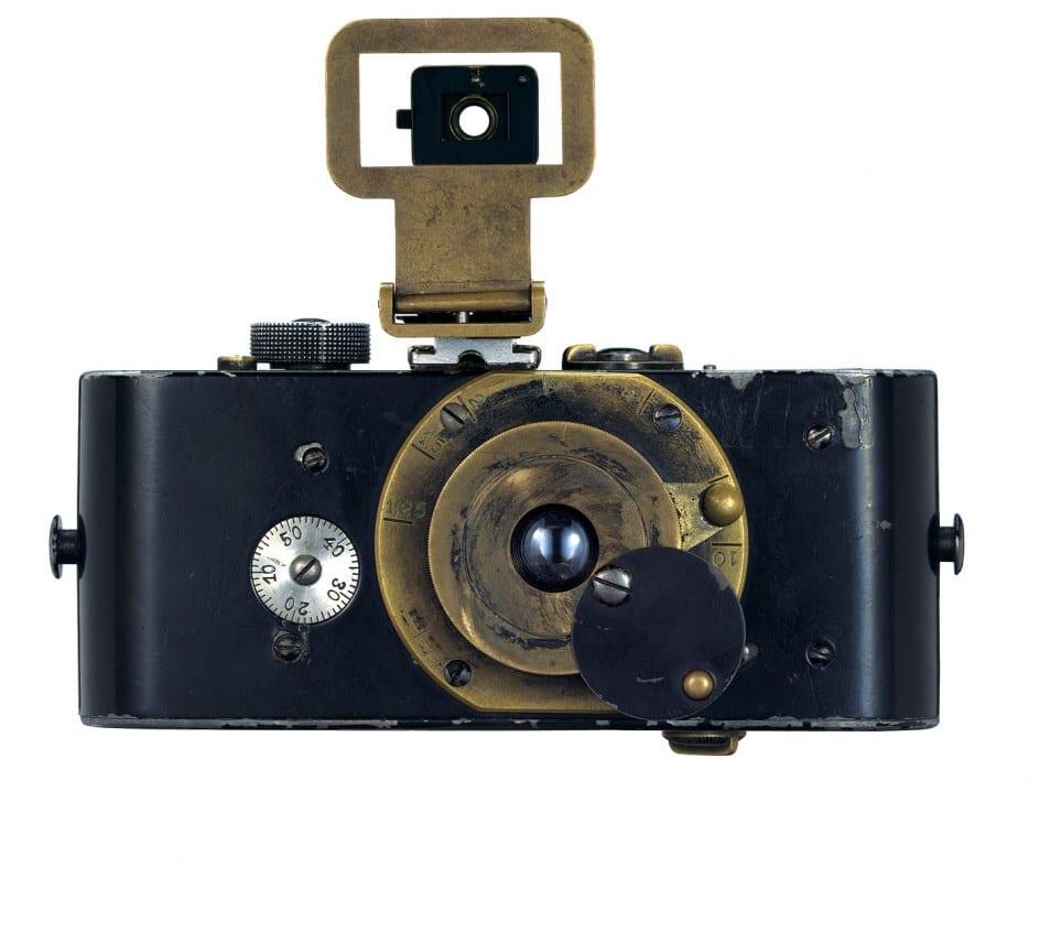 historia de la fotografía, cámara compacta