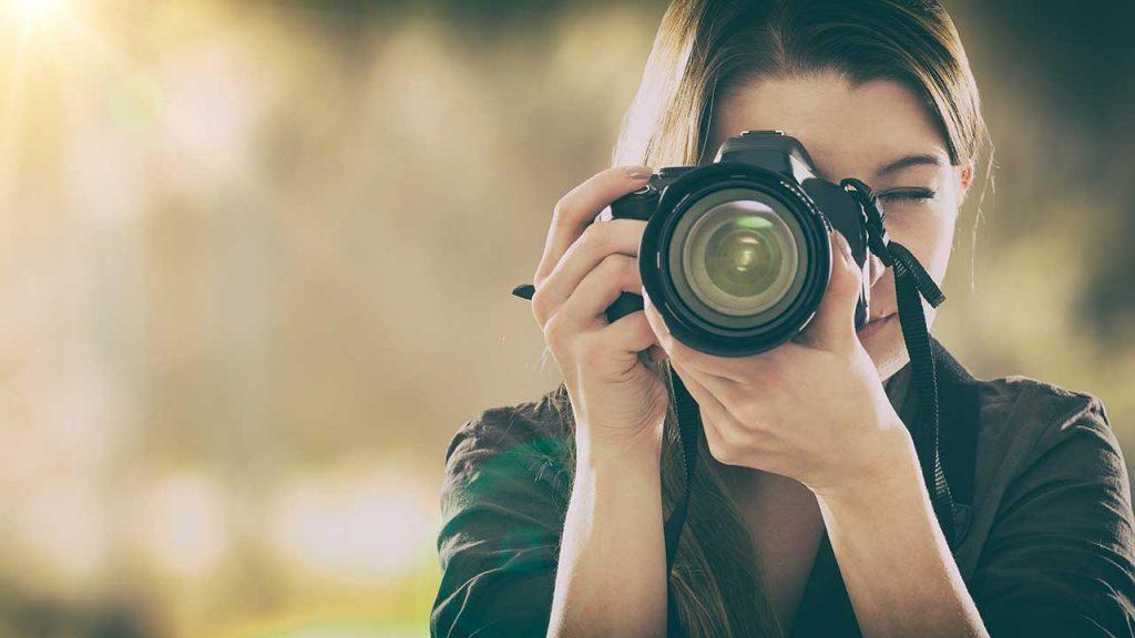 historia de la fotografía luz natural