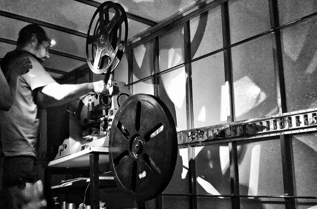 historia de la fotografía y el cine