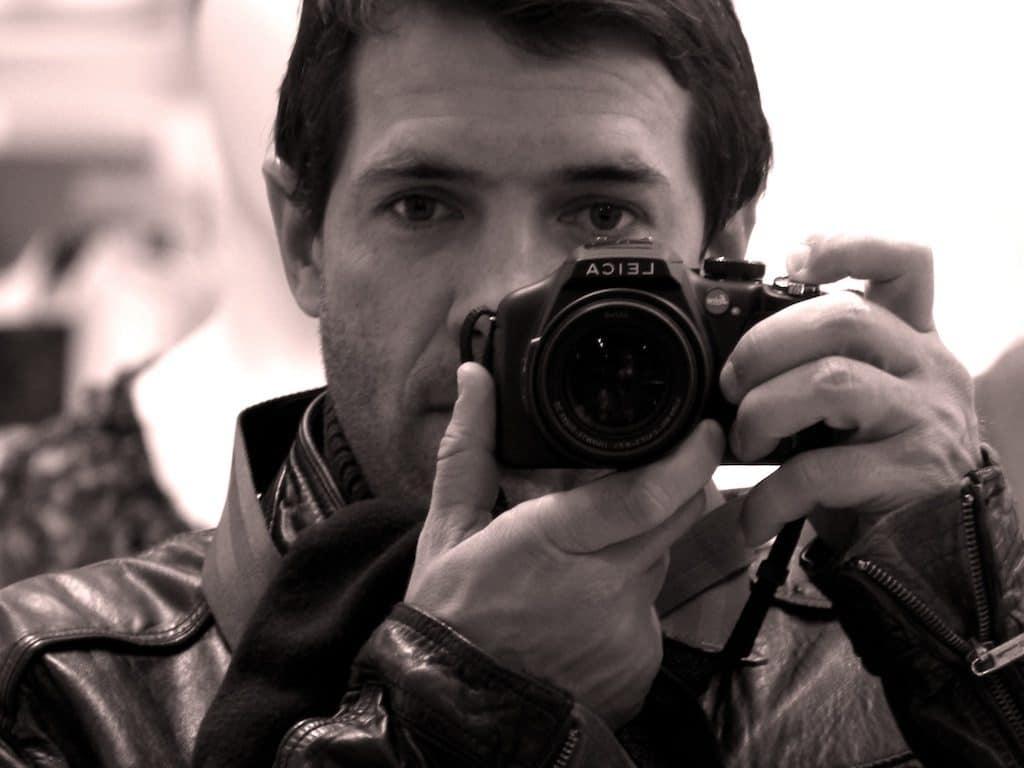 historia de la fotografía profesión