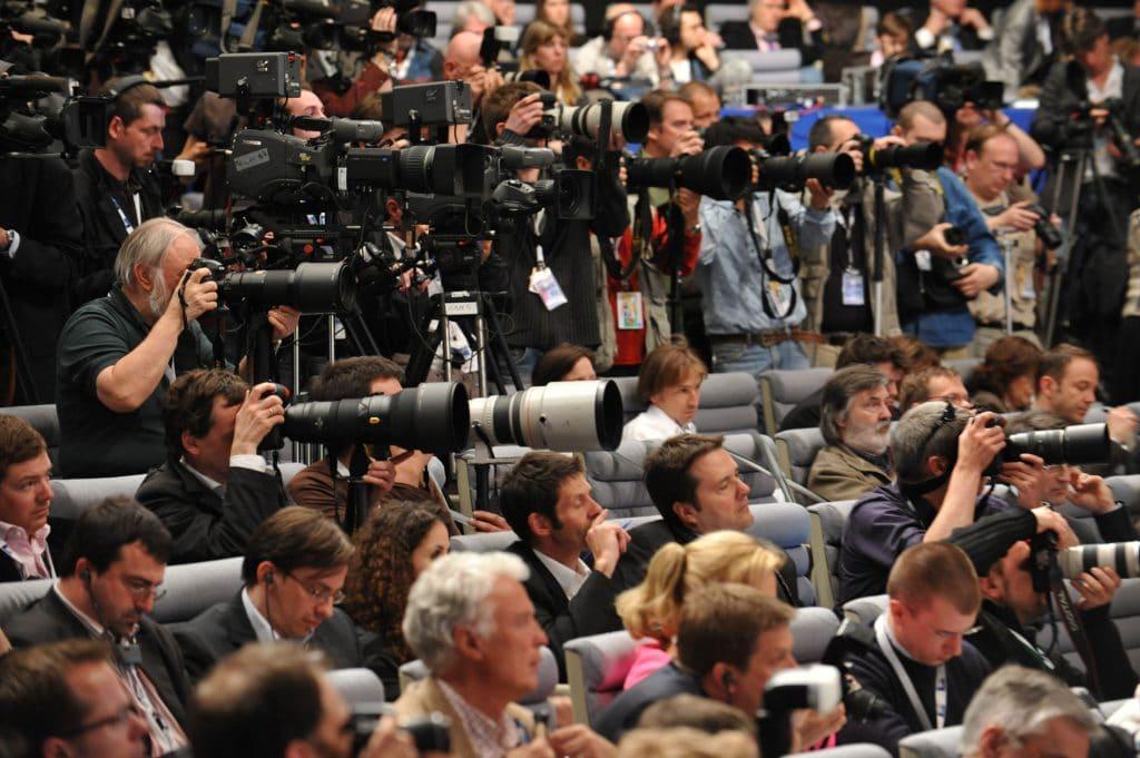 historia de la fotografia periodismo