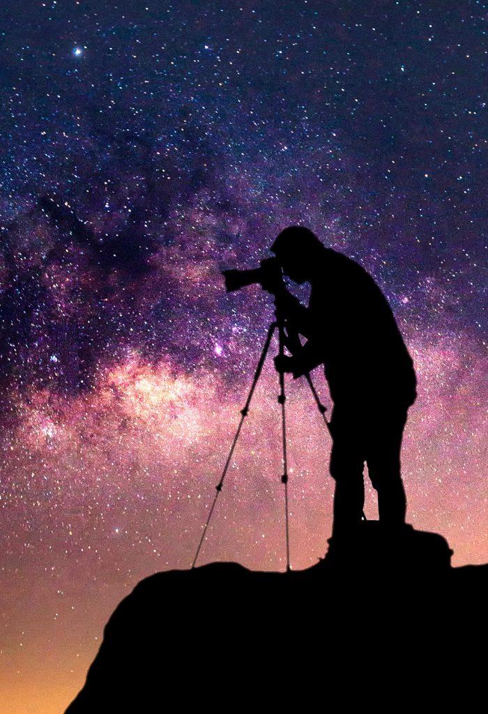 historia de la fotografia nocturna