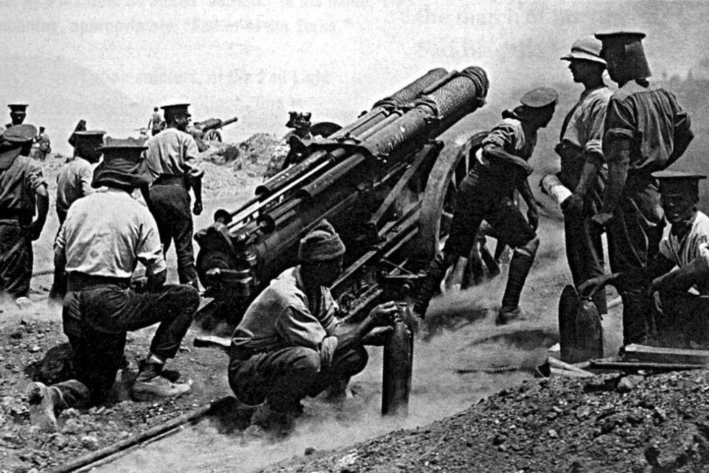 historia de la fotografía de guerra