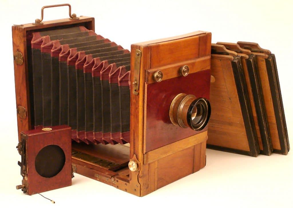 historia de la fotografía daguerrotipo