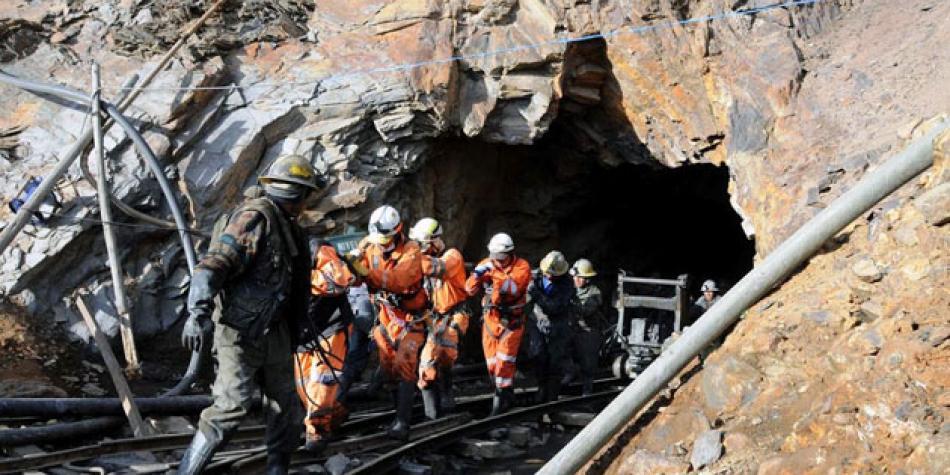 Historia de la mineria en latinoamerica