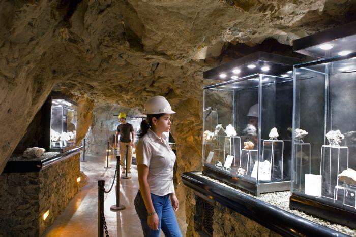 Historia de la mineria en Antigua Grecia y Roma