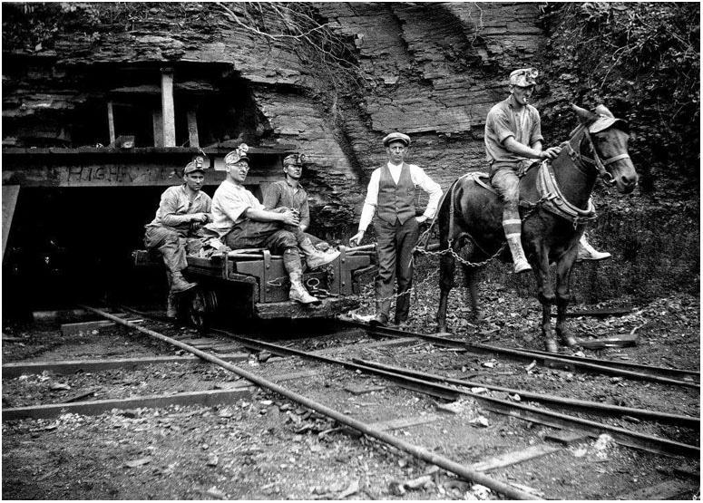 Historia de la minería en la Europa Medieval