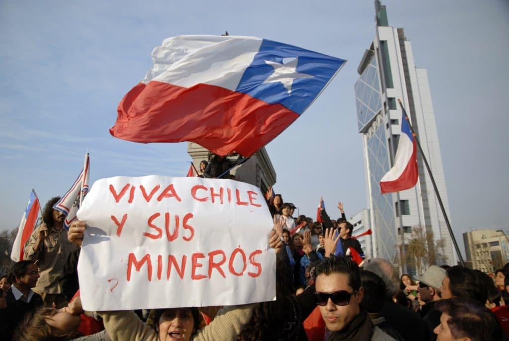 Historia de la mineria en chile
