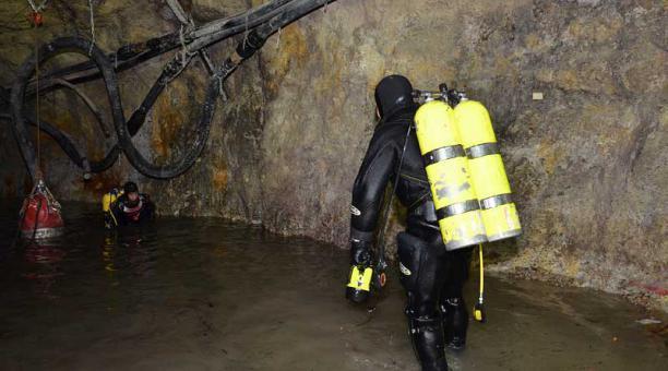Historia de la minería Argentina