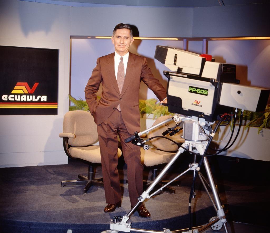 historia de la televisión en Ecuador