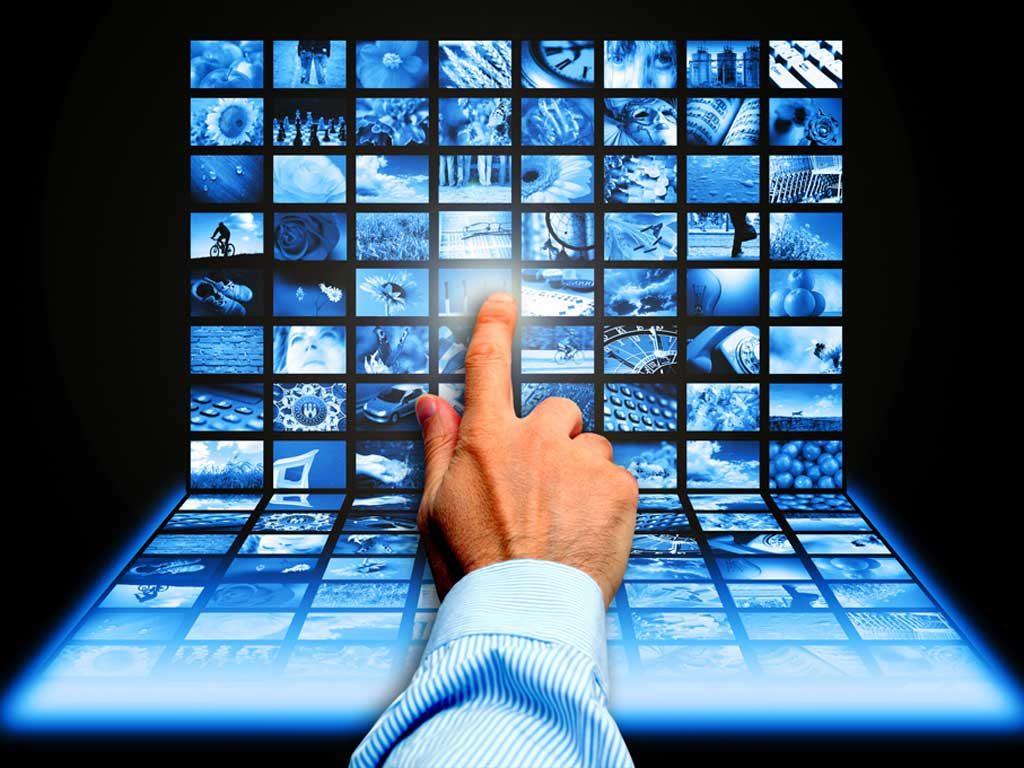 historia de la televisión en internet