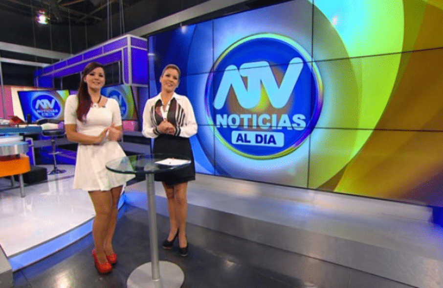 historia de la televisión en Perú