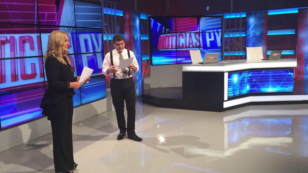 historia de la televisión en Paraguay