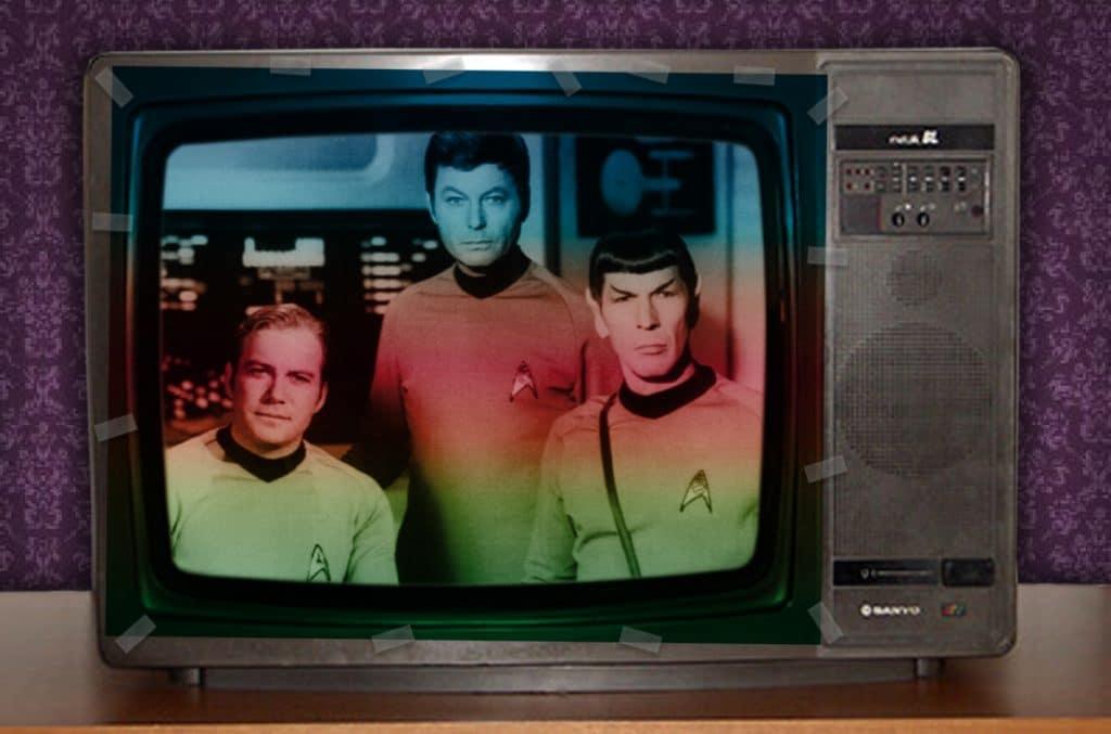 historia de la televisión a color