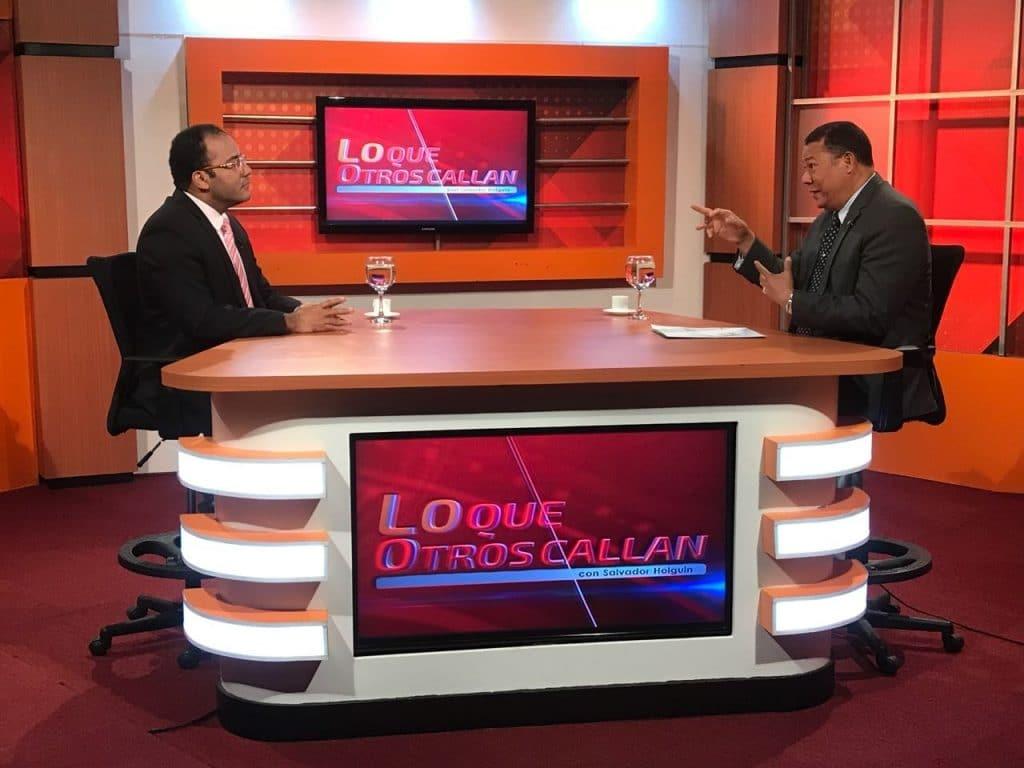 historia de la televisión en Dominicana
