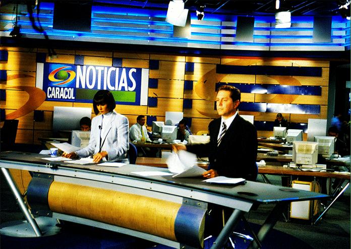 historia de la televisión en Colombia