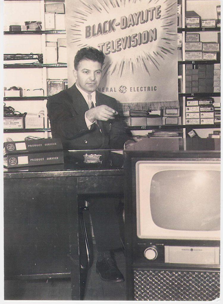 historia de la televisión por Cable