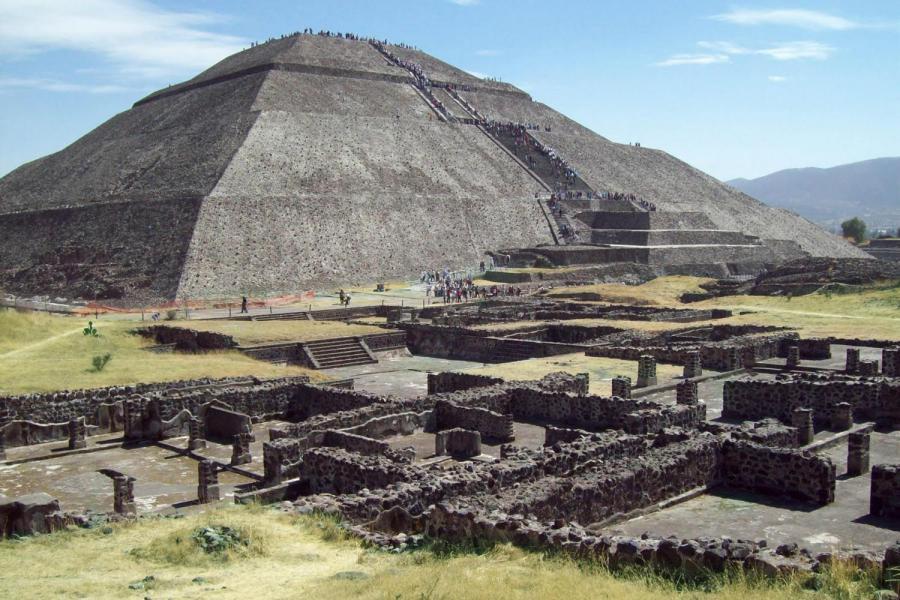 ciudades prehispánicas mexico