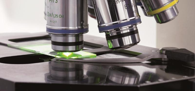 historia del microscopio presentación