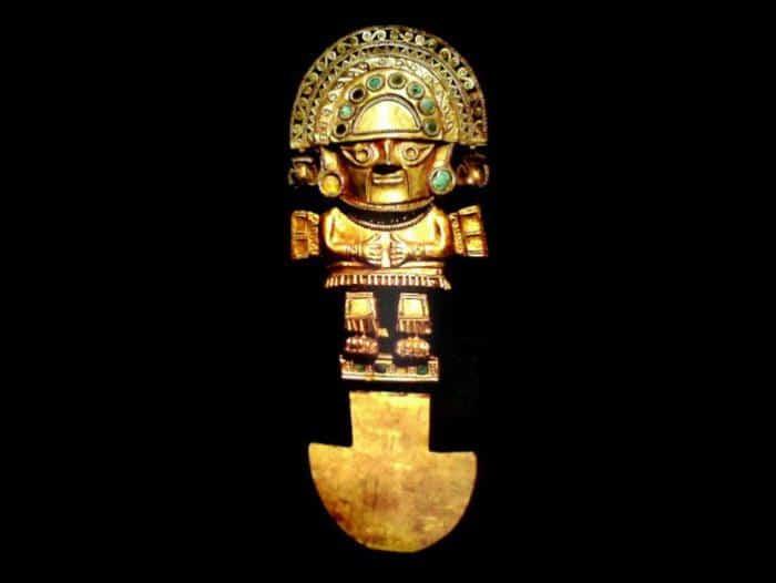 historia del oro en la cultura inca