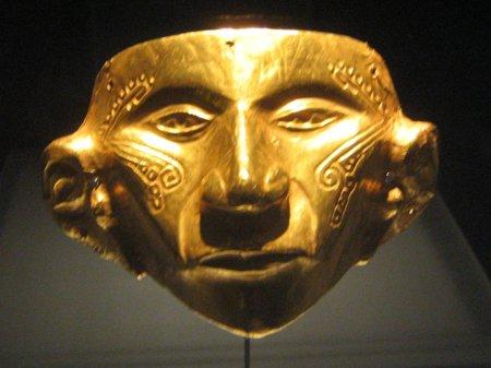 historia del oro, museo colombia
