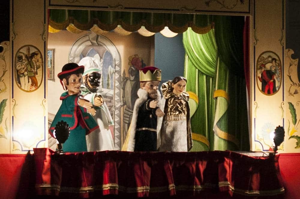historia del teatro de títeres, Europa