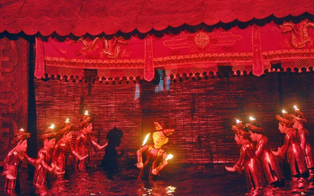 antigüedad de la historia del teatro de titeres