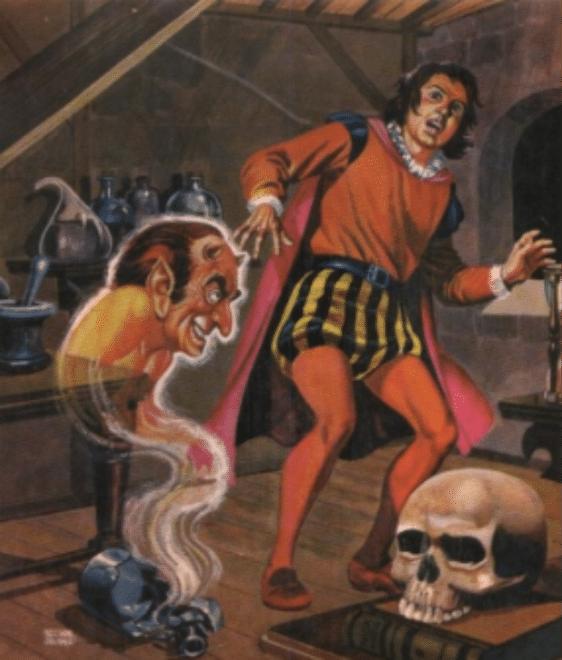 historia del teatro en honduras, el Diablo Cojuelo
