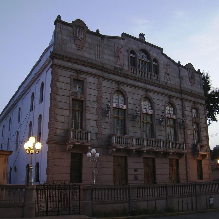 historia del teatro en Honduras, teatro manuel bonilla