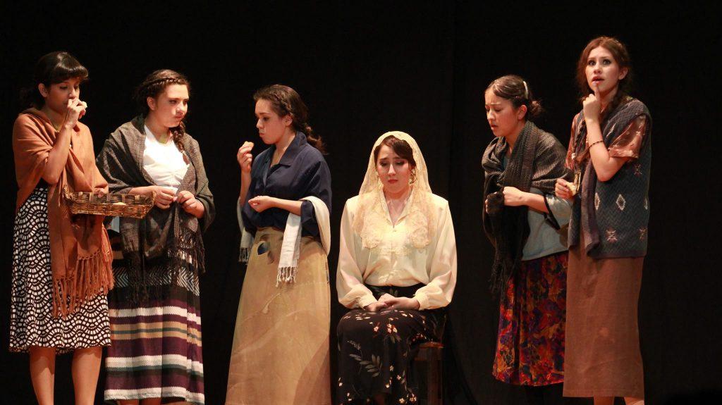 historia del teatro mexicano, obra