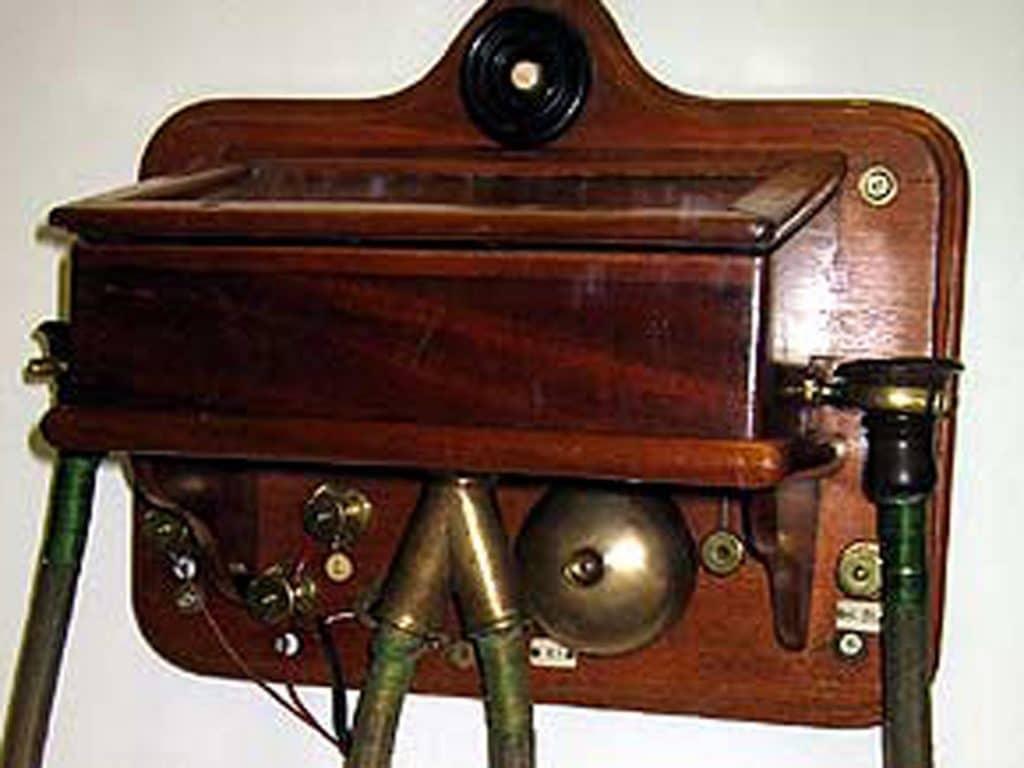 historia del telefono en España