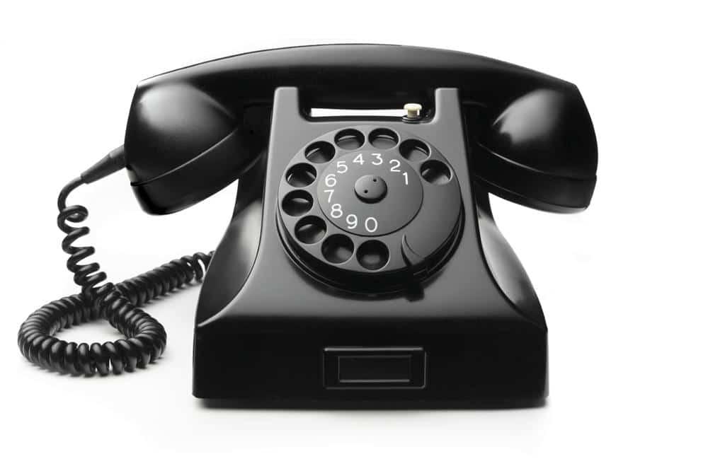Historia del telefono partes