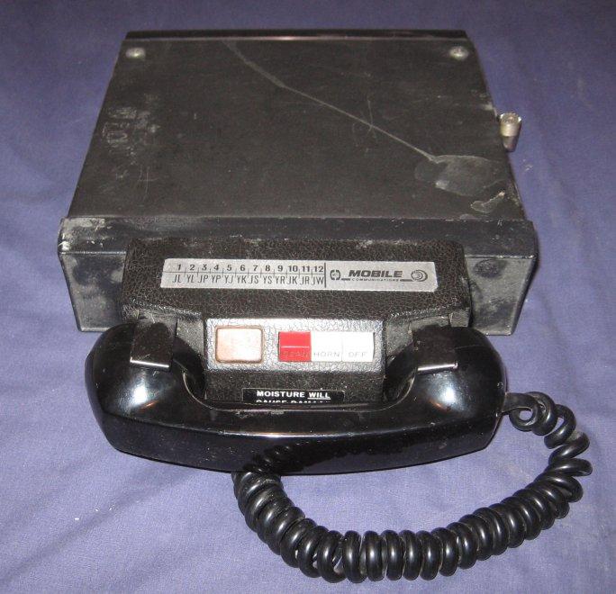 historia del telefono radio