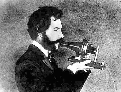 historia del telefono, primeros