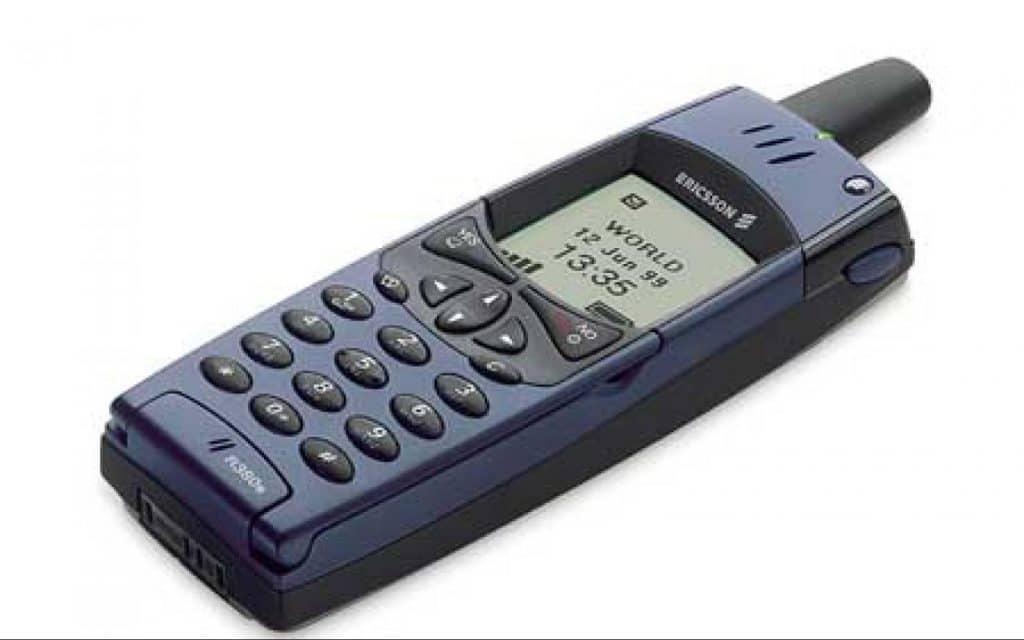 historia del telefono movil