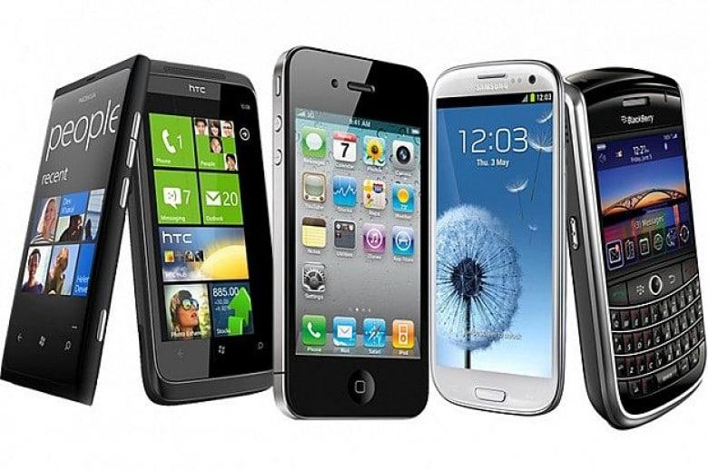 Historia del teléfono celular cuarta generación
