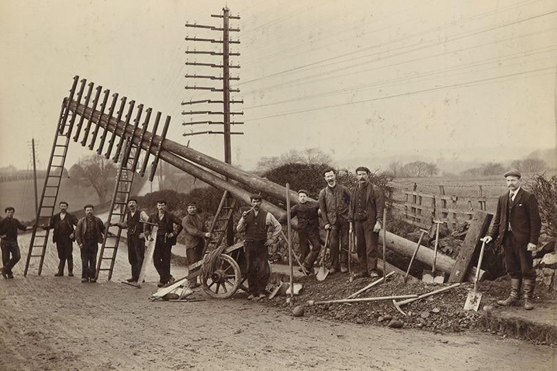 historia de la telegrafia enargentina