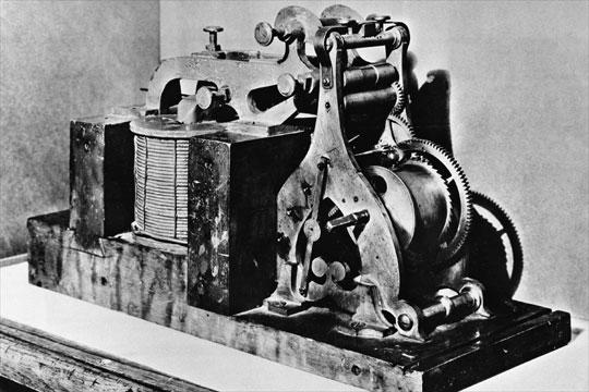 historia del telegrafo en Chile