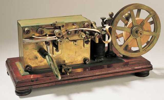 historia de la telegrafia, los primeros