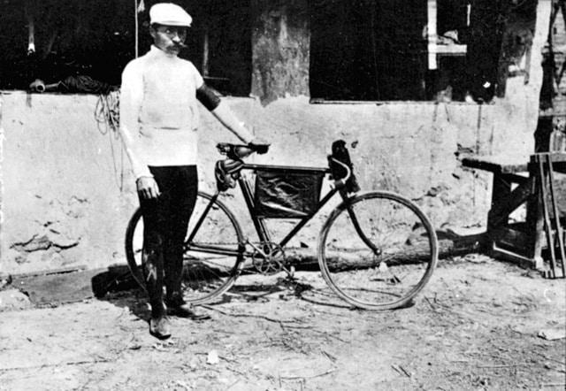 Historia del tur de francia 1904