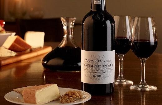historia del vino oporto