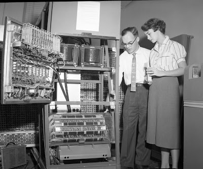primeras computadoras con internet