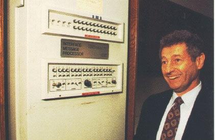 historia del internet Leonard Kleinrock