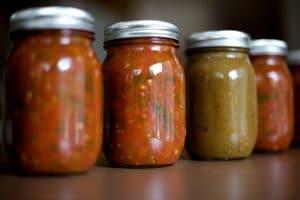 La historia de las salsas
