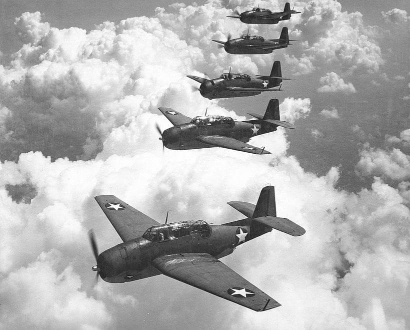 aviones caidos en le triangulo