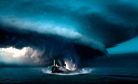 triangulo huracanes y misterios