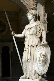 Historia de Medusa-Atenea