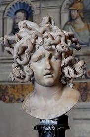 Historia de Medusa-Obras de Medusa