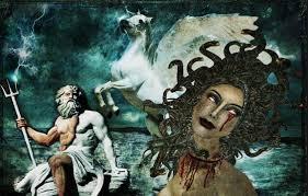 Historia de Medusa-Poseidon